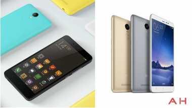 Adu Gahar Xiaomi Redmi Note 2 versus Redmi Note 3