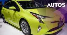 Desain Toyota Prius 2016 Terinspirasi dari Lady Gaga