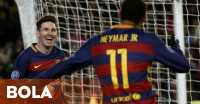 Messi Terbaik di Dunia