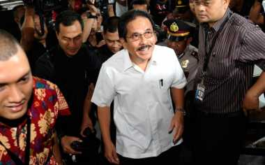 \Dapat Tugas dari Jokowi, Sofyan Djalil Siap Bantu Jepang\