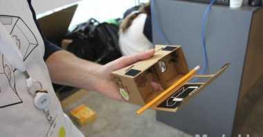 Google Luncurkan Experience VR Star Wars di CardBoard
