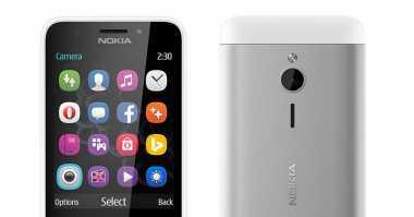 Microsoft Ungkap Nokia 230 dengan Fitur Dual SIM