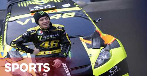 The Doctor Siap Jajal Monza Rally Show 2015