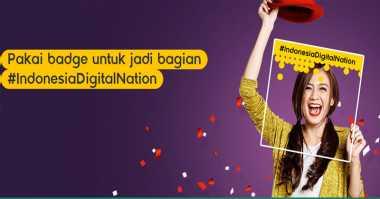Unjuk Kebanggaan Menjadi Digital Nation