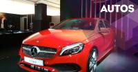 Mecedes Benz A Class AMG Terbaru Meluncur di Indonesia