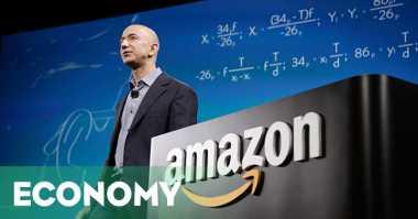 \Punya Rp821 T, Bos Amazon Terkaya di Antara Miliarder Usia 50 Tahunan\