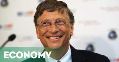 \Terkaya di Dunia, Bill Gates Juga 'Kakek' Terkaya\
