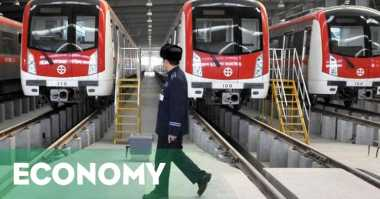 \Bangun MRT, Jepang Belum Miliki Partner\