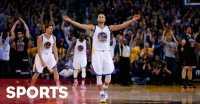Rekor Warriors Buat Curry Percaya Diri
