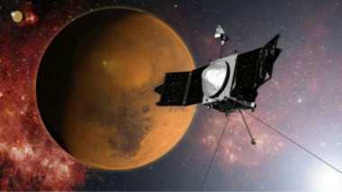 Metana Jadi Bukti Adanya Kehidupan di Mars?