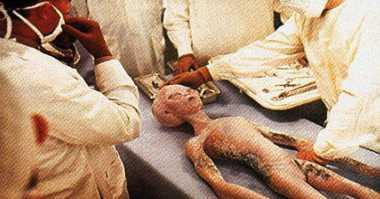 Terungkap Alasan Dibangunnya Penelitian UFO 'Area 51'