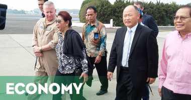 \Popularitas Menteri Susi Pudjiastuti Dibalap Rizal Ramli\