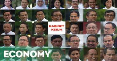 \Netizen Rekomendasikan Dua Menteri Ekonomi Di-reshuffle\