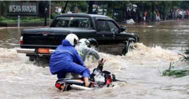 Ini Solusi BPPT Cegah Genangan di Musim Hujan