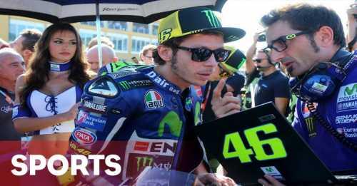 Rossi Tatap Gelar Keempatnya di Monza