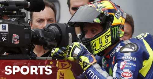 Rossi Canangkan Kebangkitan di MotoGP 2016
