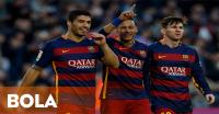 Neymar dan Suarez Catat Sejarah