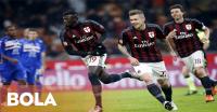 Catatan Positif Milan Usai Taklukkan Sampdoria