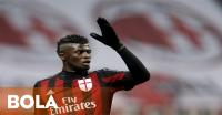 Butuh 36 Pertandingan bagi Penyerang Milan untuk Mencetak Gol