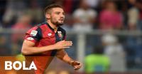 Penyerang Serie A dengan Rasio Gol Tertinggi
