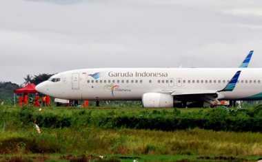 \Garuda Siap Garap Tujuh Bandara Lain Pertamina\