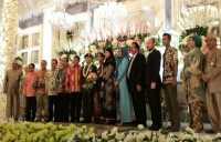 Pesta Pernikahan Mewah Putra Deddy Mizwar