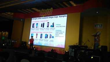 Sebar 4Gplus, Indosat Ooredoo Siapkan Smartphone Rp800 Ribuan