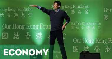 \Bos Alibaba yang Tetap Optimistis di Tengah 'Guncangan'\