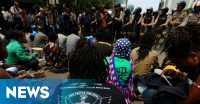 Mahasiswa Papua Tertembak Pemicu Bentrokan di Bundaran HI