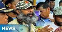 Eks Tapol Papua Tak Percaya Jokowi
