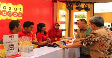 Indosat Ooredoo & Erajaya Resmikan Gerai Baru