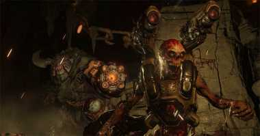 Tanggal Rilis Game Doom di PS4, Xbox One & PC Terungkap