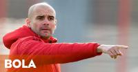 Pelatih Italia Sambut Penunjukan Guardiola sebagai Pelatih City