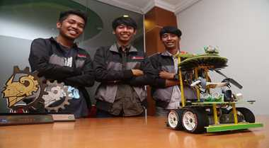 Lima Robot Buatan Anak Bangsa Ini Patut Dibanggakan