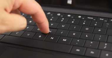 Ini Alasan Tombol Keyboard Tak Berurutan