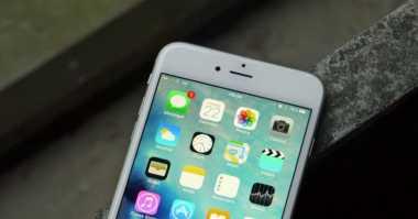Apple Tawarkan Trade-In iPhone Rusak