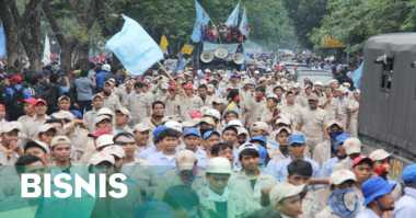 \   Buruh Siap Demo dan Rayakan Hari Jadi di Kelapa Gading   \