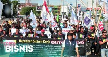 \Cerita Fika, Buruh yang Kena PHK karena Ikut Mogok Nasional   \