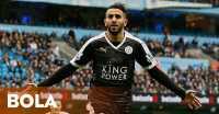 Benamkan City, Leicester Kukuh di Puncak Klasemen