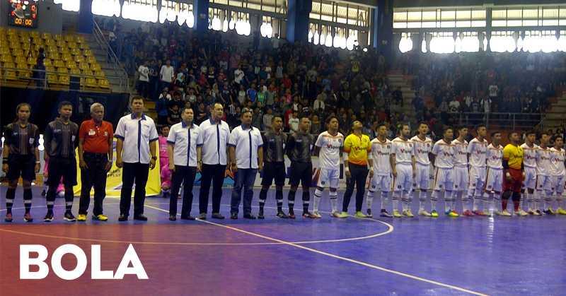 Hary Tanoe Buka Blend Futsal League 2016