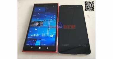 Bocor, Wujud Ini Diduga Lumia 650 XL