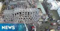 Kesaksian TKI yang Selamat dari Gempa 6,4 SR di Taiwan