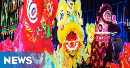 Intip Perayaan Tahun Baru Imlek di Amerika Latin