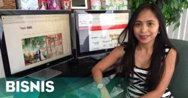 \Warga Indonesia Terjun ke Bisnis Online di Amerika\