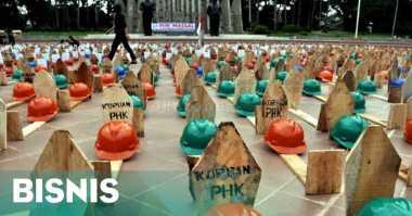\Pasar Bebas, Buruh Bisa 'Dibuang' Jika Sering Demo   \