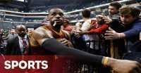 Lebron James dan Irving Antar Cavaliers Menang