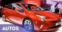 Toyota Prius Laris Manis di Kampung Halamannya