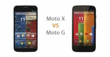 Penampakan Moto X & Moto G Terbaru Terkuak