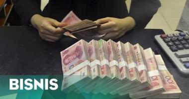 \Cadangan Devisa China Sudah di Bawah Batas Aman IMF?\