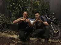Kris Wu Pamer Foto dengan Vin Diesel di XXX